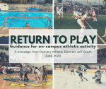 Damien Athletics Return to Play
