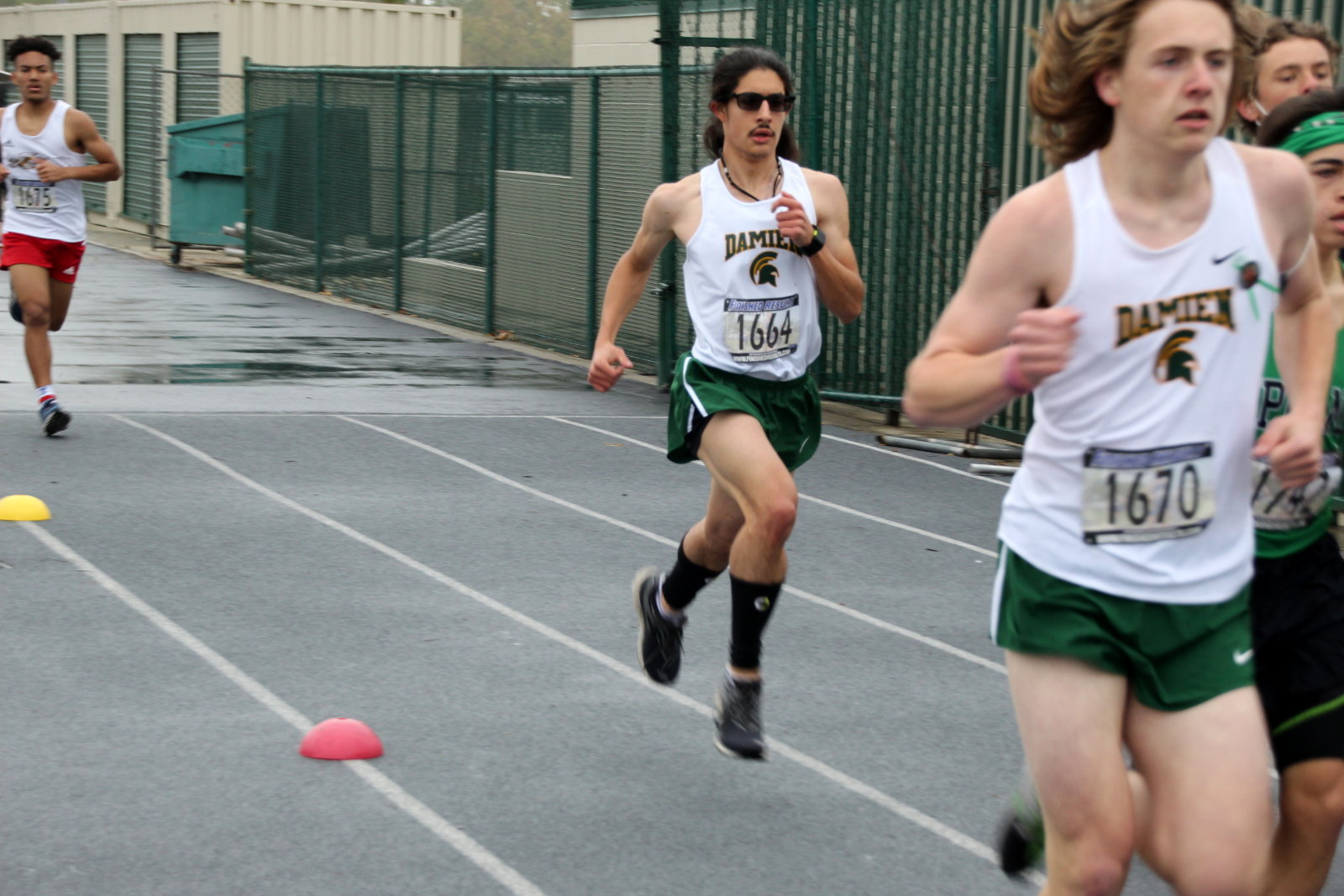 Damien Cross Country 3/20