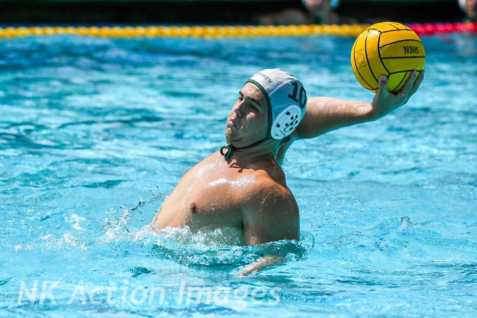 Damien Water Polo 3/20