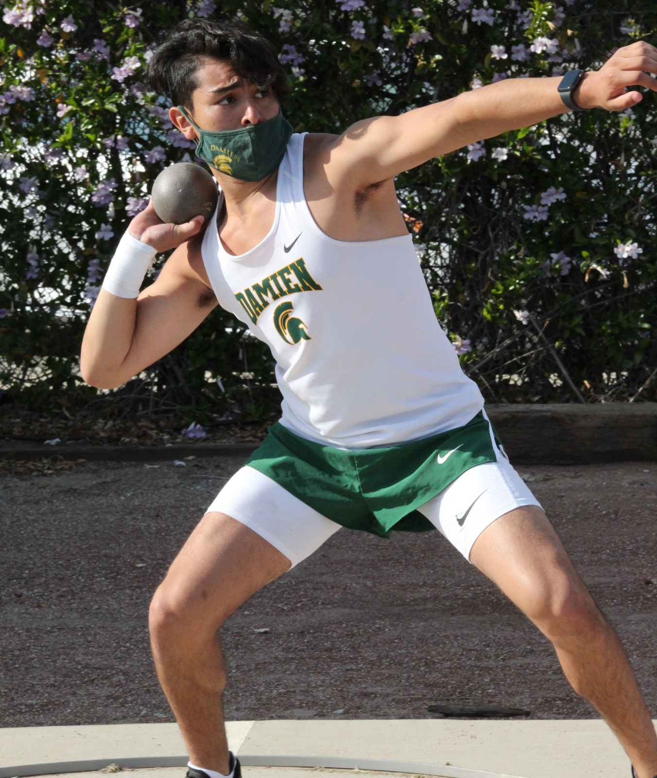Damien Track and Field at Upland 4/27