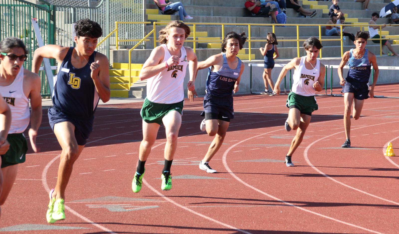Track and Field v Los Osos Photos 5/4
