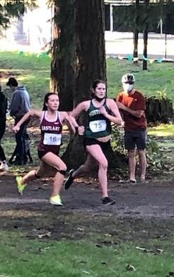 Cross Country Battles Eastlake at Hartman Park