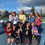 Girls Tennis 2020
