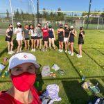 Girls Jr Varsity Tennis 2021