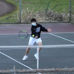 3/11/2021 Boys Tennis Team won again for the second meeting today against Northcreek High School, 5-1.