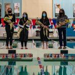 Girls Swim & Dive Senior Night