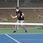 3/23 Boys Tennis Win over Bothell 7-0