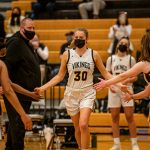 4/21 Inglemoor High School Girls Basketball...Great Game!