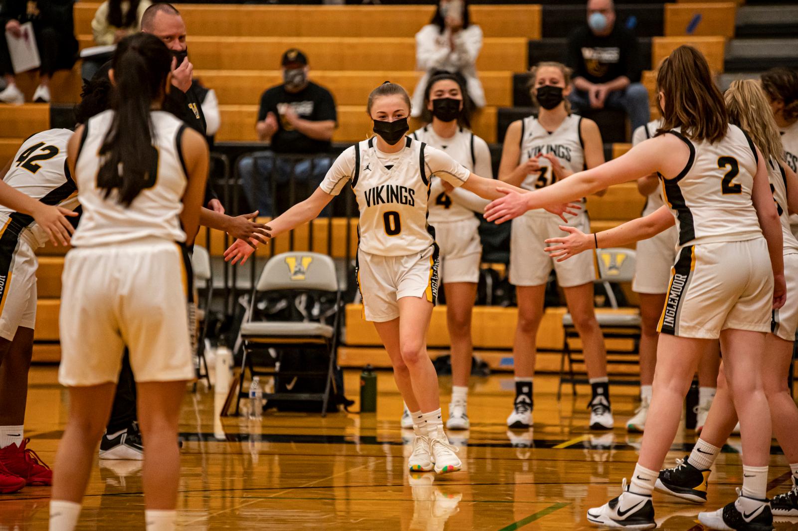 We've Got Spirit…Yes We Do!!! Inglemoor Girls Basketball