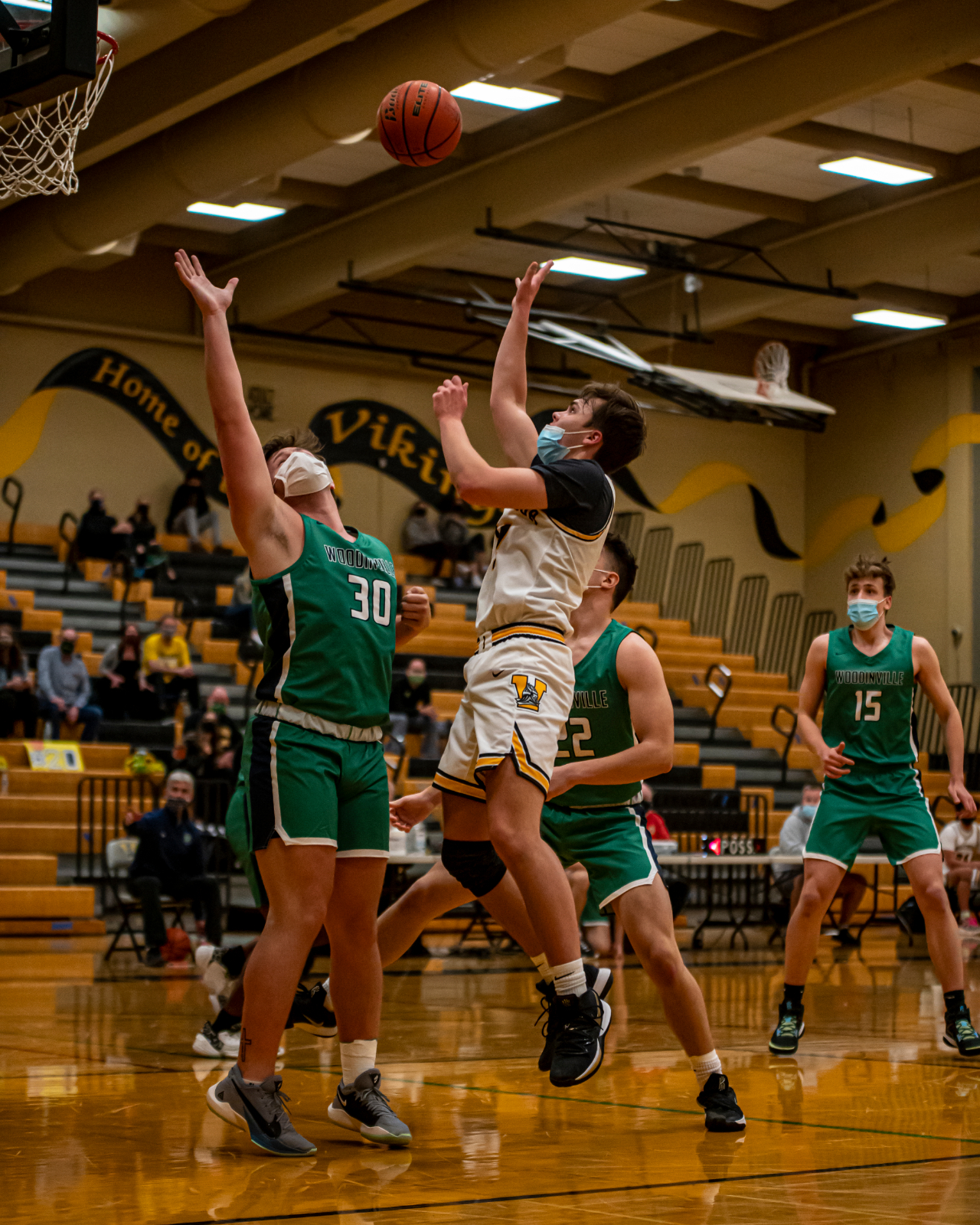See Highlights from 4/23 Boys Basketball