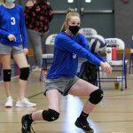 4/19/21 Girls Varsity Volleyball versus Shoreline Christian