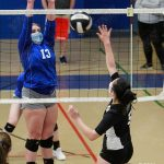 Girls Volleyball Falls to Shoreline Christian 3 – 0 in Season Opener