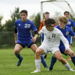 Boys Soccer falls to Mount Vernon Christian 2 – 0 in first home game of season