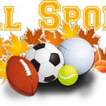 FALL SPORTS SCHEDULES ARE POSTED