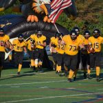 Football to take to the Gridiron for last home game.  #NESeniorNight #NEFridayNightLights