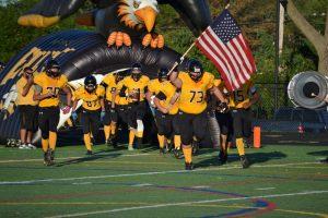 Northeast Eagles Homecoming and Pep Rally 2015