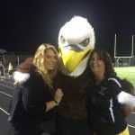 Two Former Eagles Leading Our Amazing Cheerleading Team!  #EaglePride  #OnceAnEagleAlwaysAnEagle