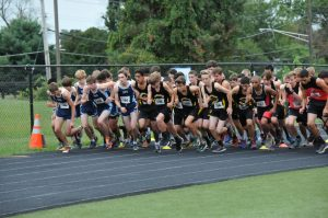Northeast Cross Country 2015