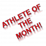 NHS Athletics Presents December's Athletes of the Month.
