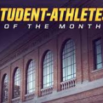 NHS Athletics presents September's #AthleteOfTheMonth