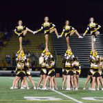 County Cheerleading Competition Tomorrow (Monday, Nov. 2) @ 6pm – Showplace Arena