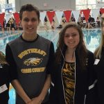 NHS Swimmers Advance To States; Noah Whiteman & Jordan DeGruchy