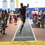 Indoor Track Action Shots 2017 - 18