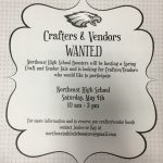 NHS Boosters Spring Craft and Vendor Fair Info