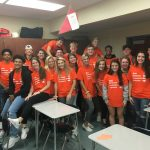 #NhsCaptains Exploring/ Reflecting Leadership Styles, Team Building and Rocking the #Orange for Unity Day!