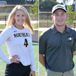 NHS Athletics October Athletes of the Month: Mallory Hetzel and Brendan Heptner