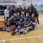 Volleyball Wins 3A South Region II Championship!