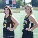 Congrats to Ashley Gernert and Kelsey Shell for Representing Field Hockey at Senior All-Star Game #WeAreNortheast