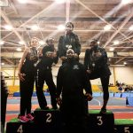 Indoor Track shines at County Championships last night at Prince Georges Sports Complex!