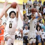 Boy's Basketball AA Coaches Honors: Jaylin Albury 1st Team All-County/ PLAYER OF THE YEAR and Darrell Sheppard 2nd Team All-County!