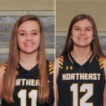 Congrats to Allyson Wills – Girls Basketball 2nd Team All-County Honors/ 3rd Highest Scorer  & Kenzie Coburn For Being Recognized As 24th Leading Scorer In AA County!