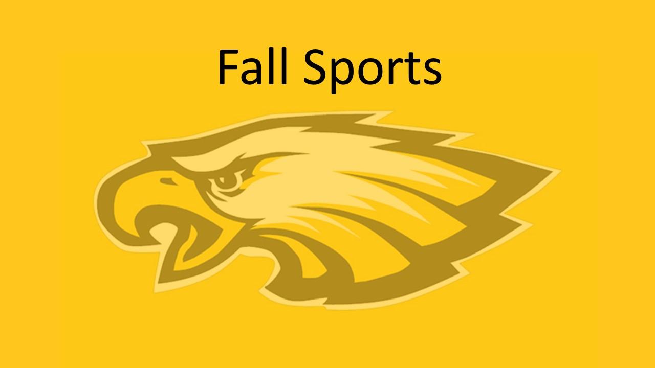 Fall Athletics Registration