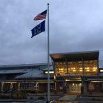 12th Man Flag flies over Mount Rainier H.S.!