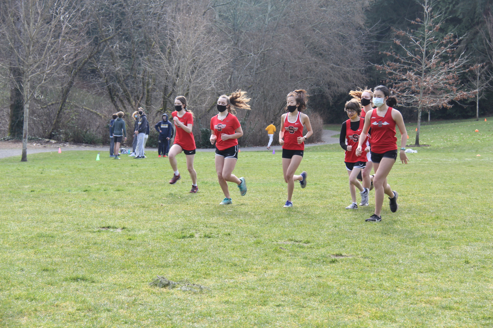 3/13 2 Mile Race vs. Bellevue