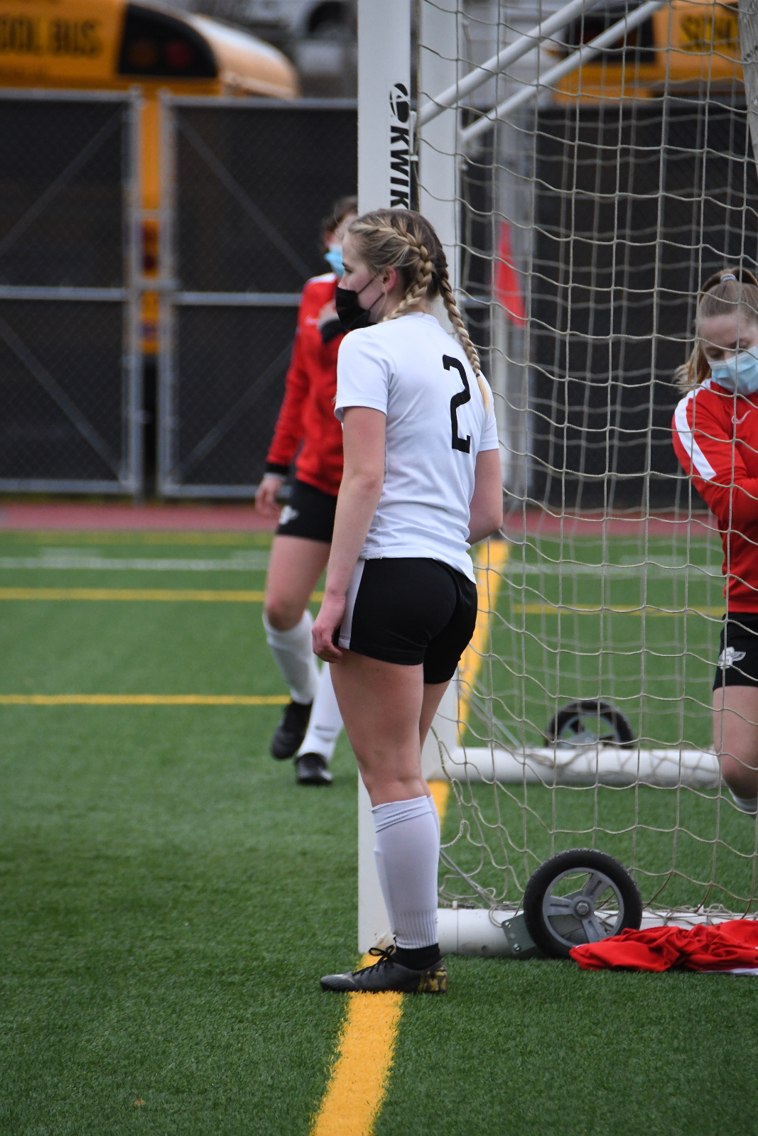 Varsity Girls Soccer vs. Mercer Island (March 20, 2021)