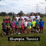 Olympia Tennis in the Community