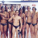 Olympia High School Boys Varsity Water Polo beat Columbia High School 15-4