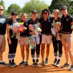 Olympia High School Varsity Softball beat Lake Nona High School 13-8