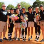 Softball Celebrates Senior Night