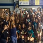 Boys and Girls Water Polo District Champions