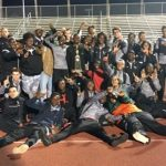 Boys Track Metro Champions