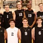 Boys Volleyball Celebrates Senior Night