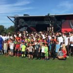 Olympia Football Hosts Tampa Bay Bucs Youth Clinic