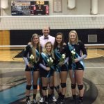 Olympia High School Girls Varsity Volleyball beat Apopka High School 3-0
