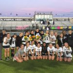 Girls Lacrosse Celebrates Senior Night