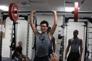 Boys Weightlifting